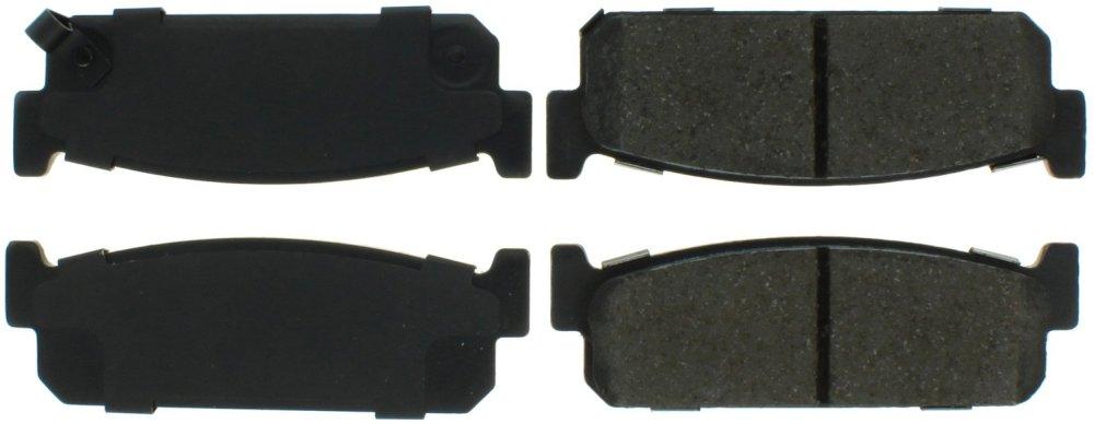 medium resolution of  1997 infiniti q45 disc brake pad set ce 102 05880