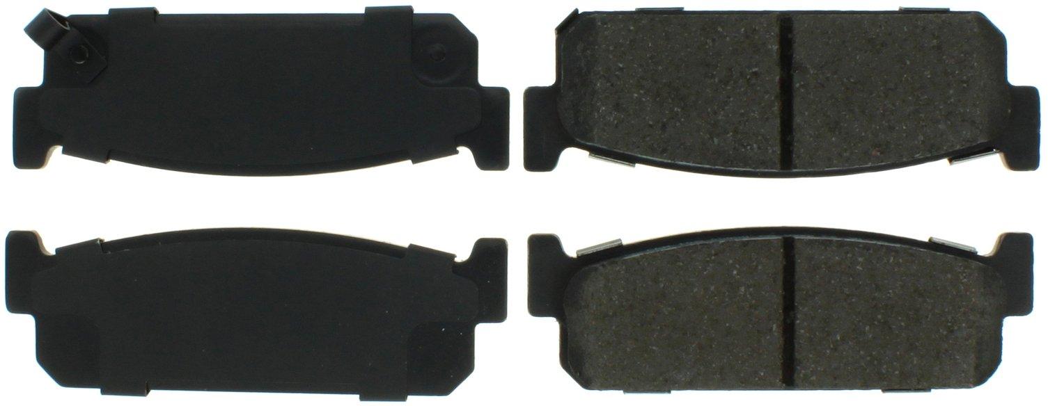 hight resolution of  1997 infiniti q45 disc brake pad set ce 102 05880