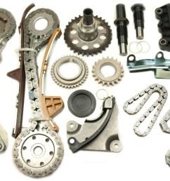 2004 ford explorer engine timing chain kit ct 9 0398sb [ 1500 x 962 Pixel ]