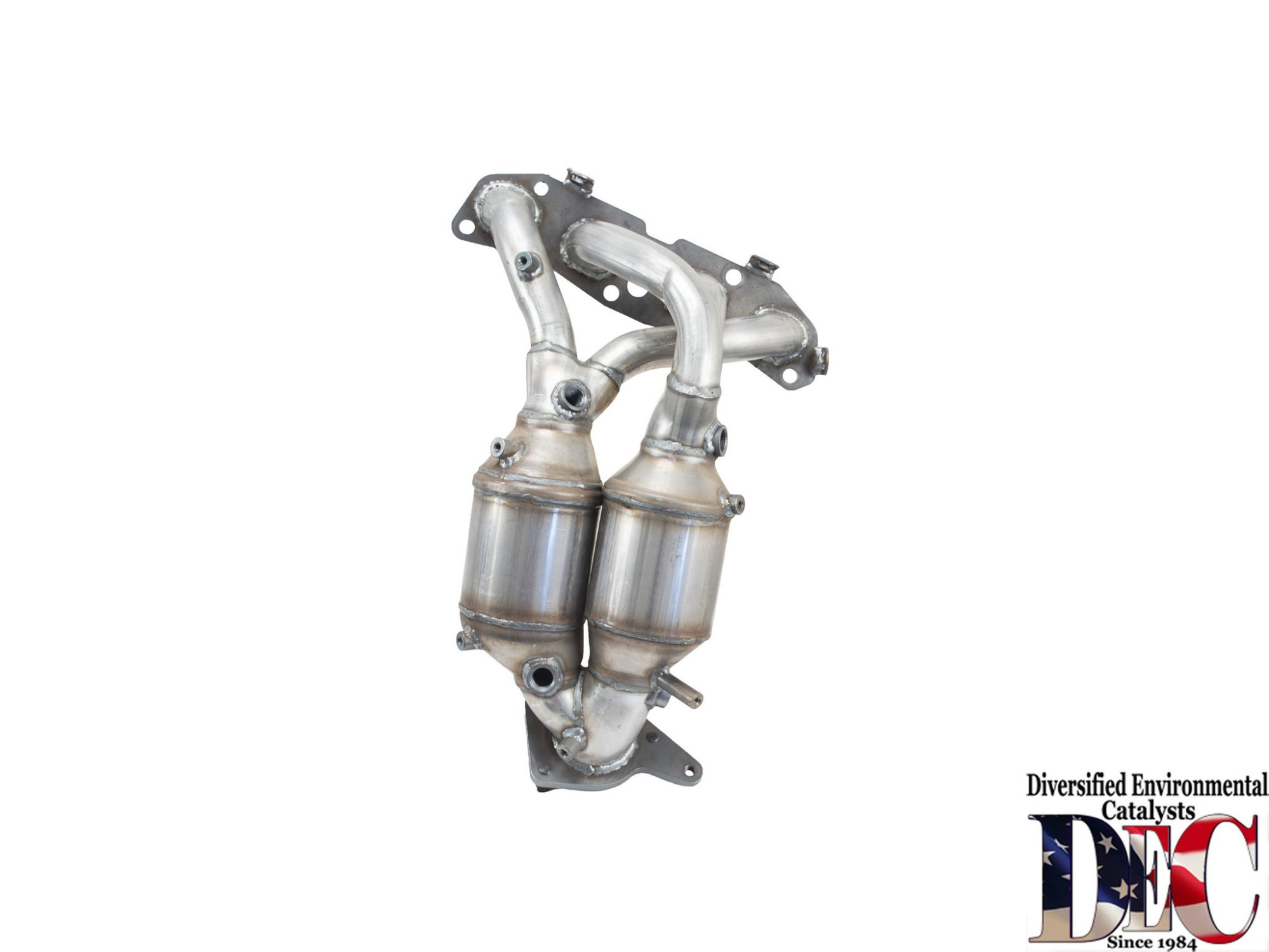 hight resolution of 2009 nissan sentra exhaust manifold with integrated catalytic converter dc nis2562