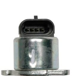 1998 cadillac seville fuel injection idle air control valve de cv10012  [ 1500 x 1500 Pixel ]