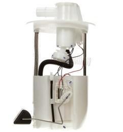 2006 pontiac vibe fuel pump module assembly de fg1299  [ 1500 x 1500 Pixel ]