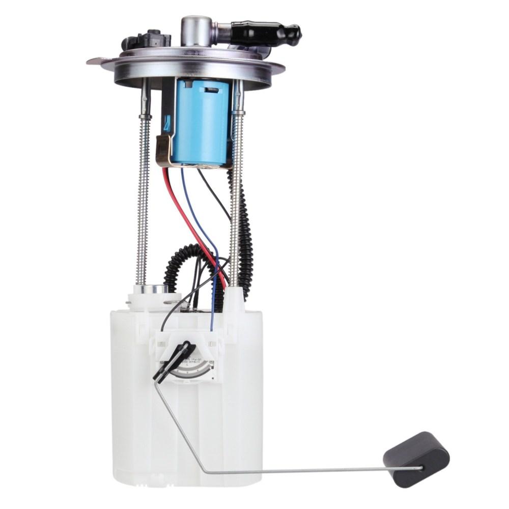 medium resolution of  2006 hummer h3 fuel pump module assembly de fg1308