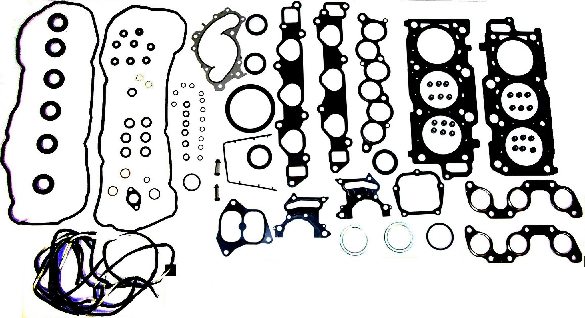 Replacement Engine Gasket Set For 1999 Lexus RX300