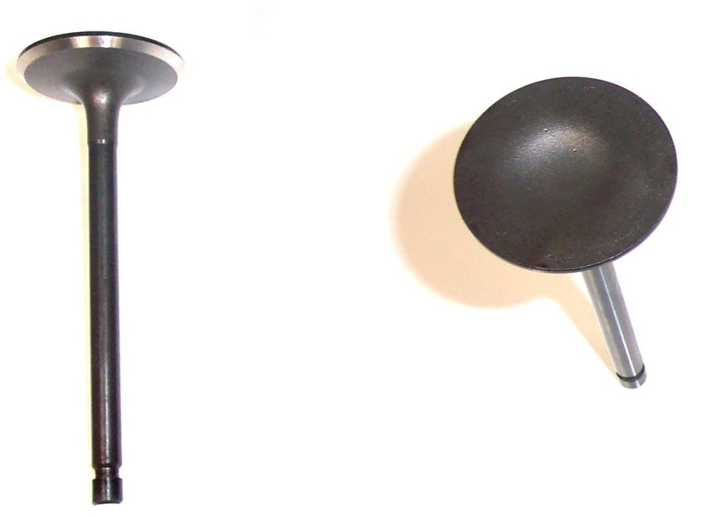 medium resolution of 1986 nissan d21 engine intake valve dj iv602