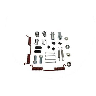 2015 Nissan NV1500 Parking Brake Hardware Kit
