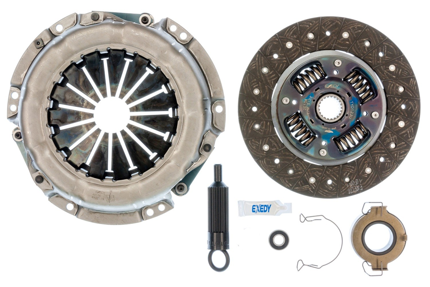 hight resolution of 2007 scion tc clutch kit ey 16082