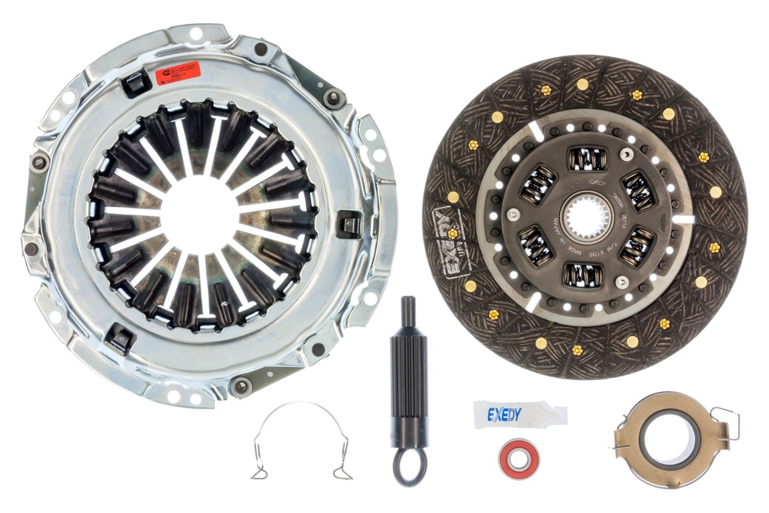 hight resolution of 2007 scion tc clutch kit ey 16803a