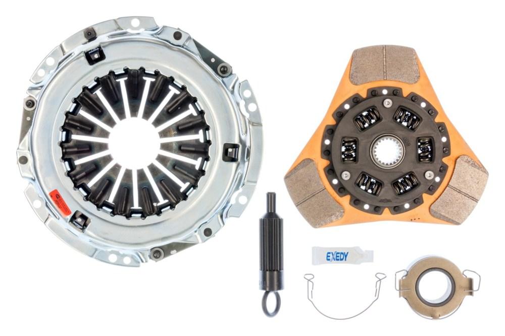 medium resolution of 2007 scion tc clutch kit ey 16953a