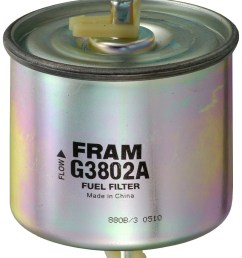 1983 mercury grand marquis fuel filter ff g3802a [ 885 x 1500 Pixel ]