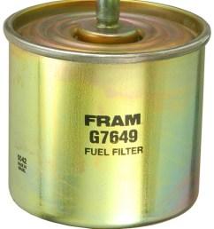 1994 ford taurus fuel filter ff g7649 [ 738 x 1500 Pixel ]