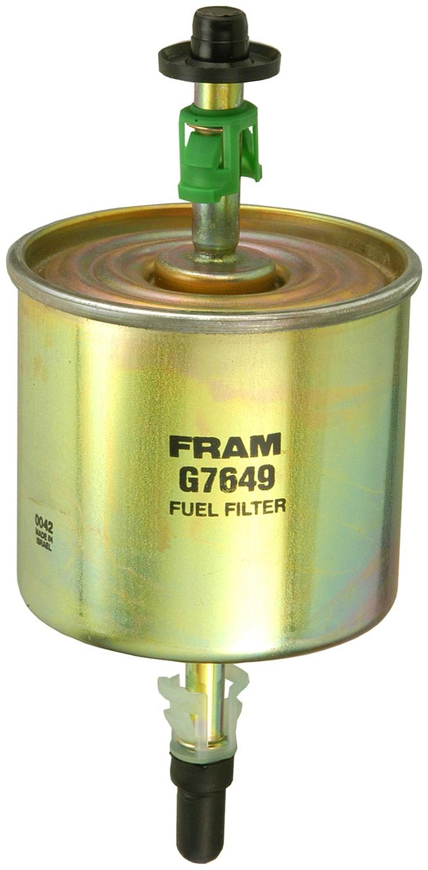 medium resolution of 1994 ford taurus fuel filter ff g7649