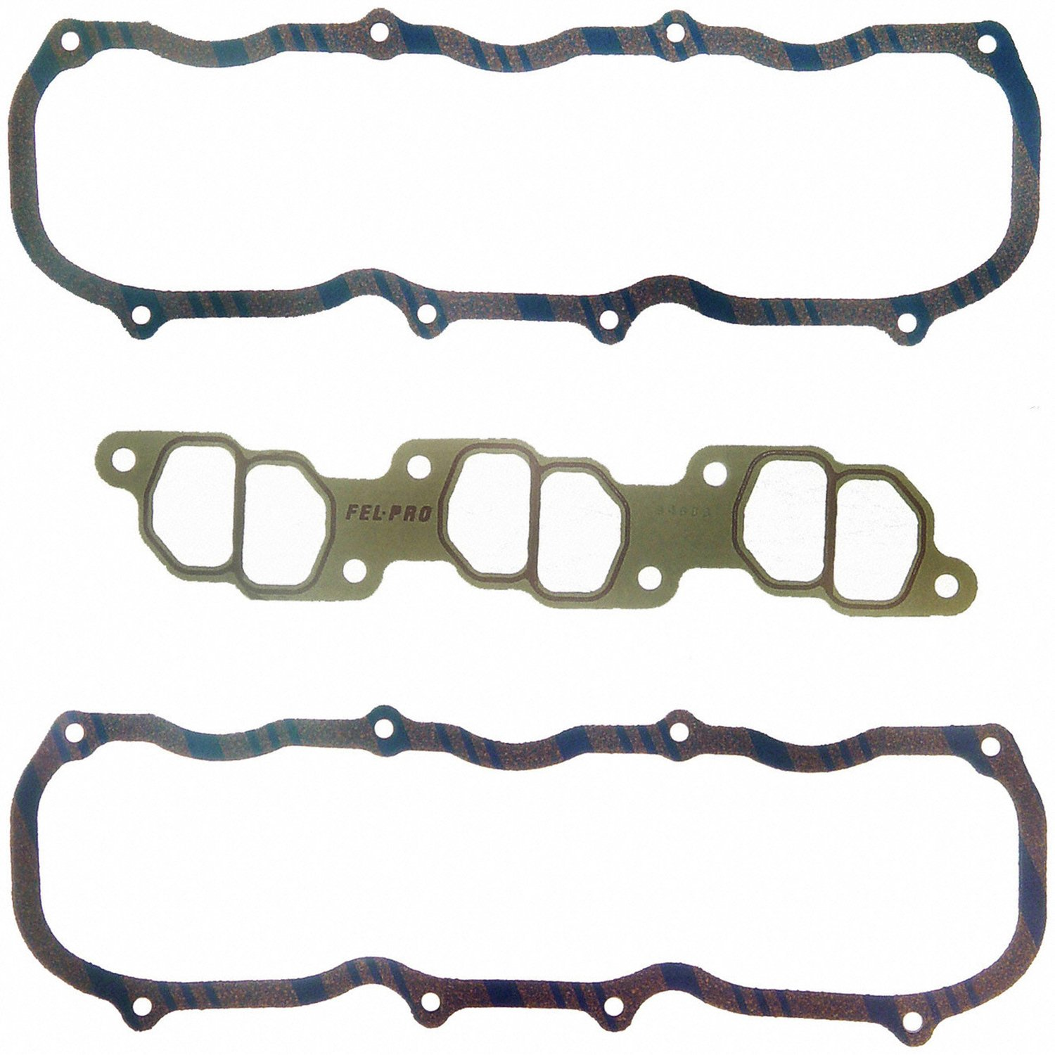 hight resolution of 2000 ford ranger engine valve cover gasket set fp vs 50368 c