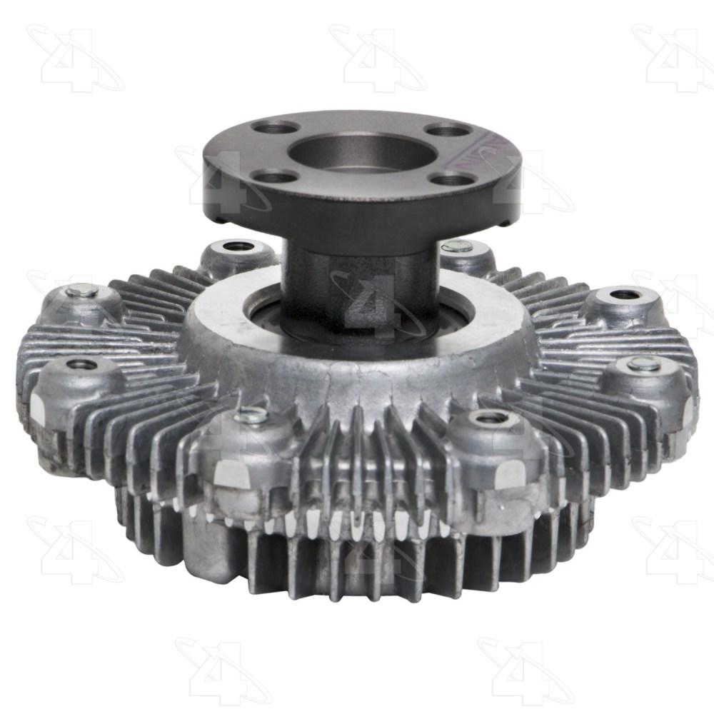 medium resolution of 1985 suzuki samurai engine cooling fan clutch fs 36741