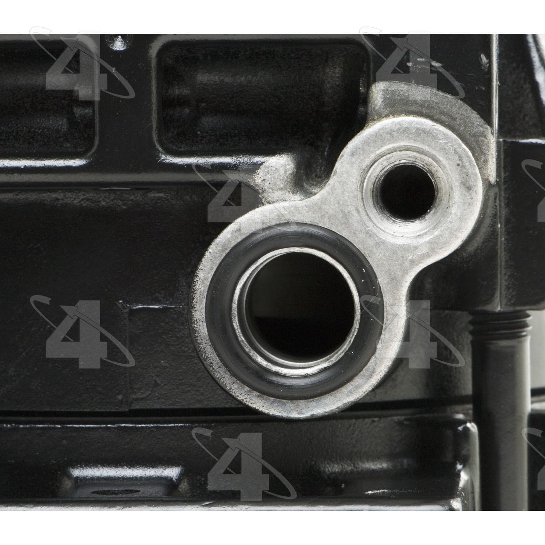 hight resolution of  2004 kia sedona a c compressor fs 57119