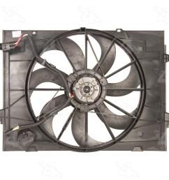 2007 hyundai tucson engine cooling fan assembly fs 75637 [ 1500 x 1500 Pixel ]