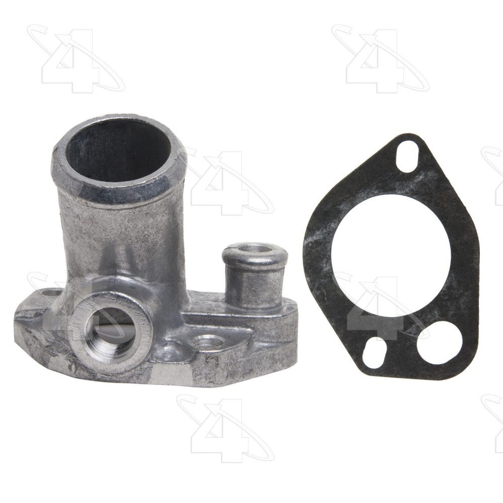 medium resolution of 1996 ford f 250 engine coolant water outlet fs 84831
