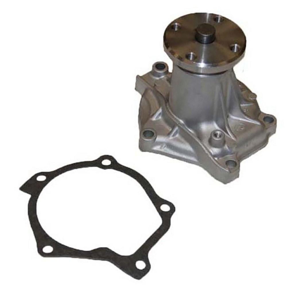 medium resolution of 1990 isuzu trooper engine water pump g6 140 1310