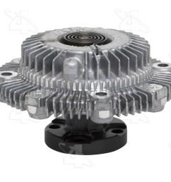 1985 suzuki samurai engine cooling fan clutch fs 36741  [ 1500 x 1500 Pixel ]