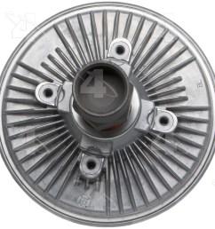 2007 ford ranger engine cooling fan clutch fs 36730  [ 1500 x 1500 Pixel ]