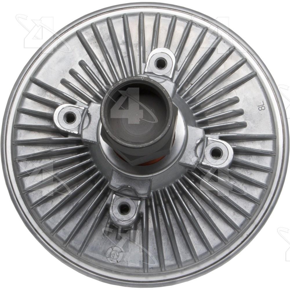 medium resolution of  2007 ford ranger engine cooling fan clutch fs 36730