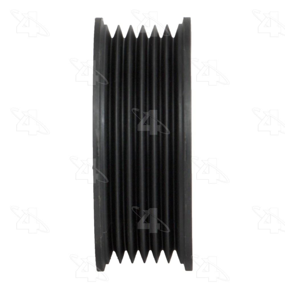 medium resolution of  2000 chevrolet tahoe drive belt idler pulley fs 45996