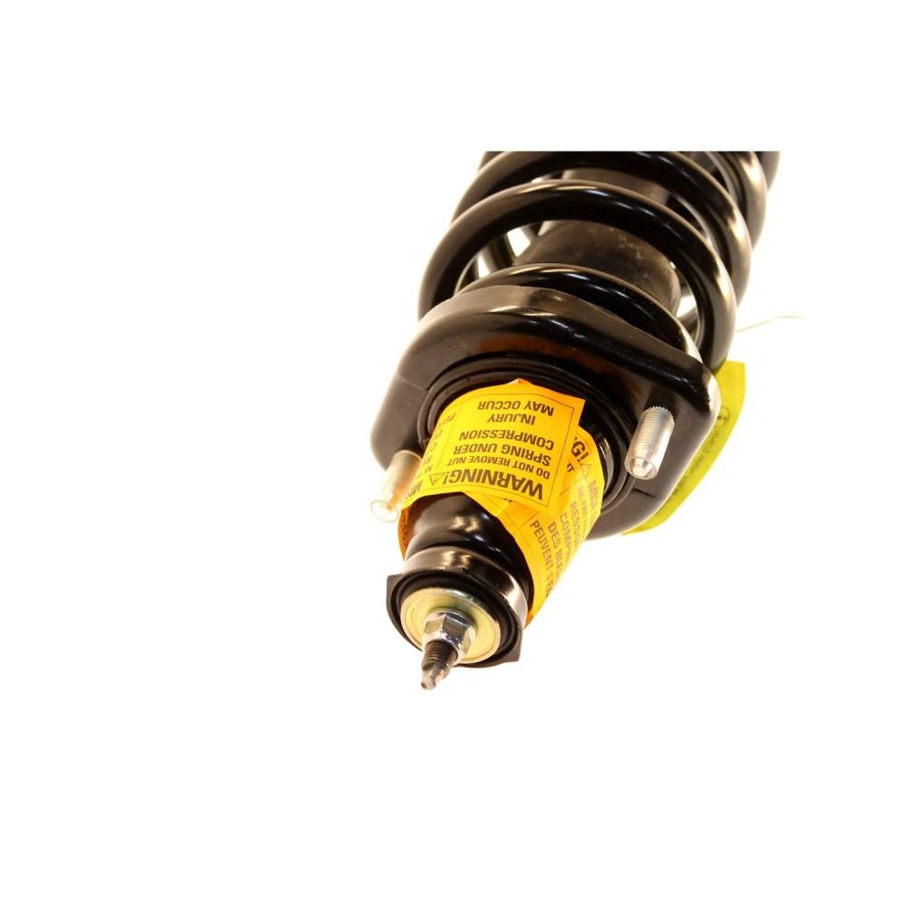 medium resolution of  2004 honda cr v suspension strut and coil spring assembly ky sr4191