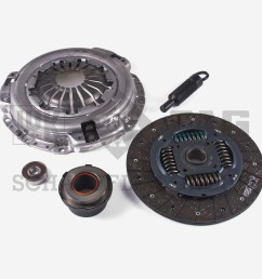 2007 isuzu i 290 clutch kit lk 04 236 [ 1500 x 1500 Pixel ]