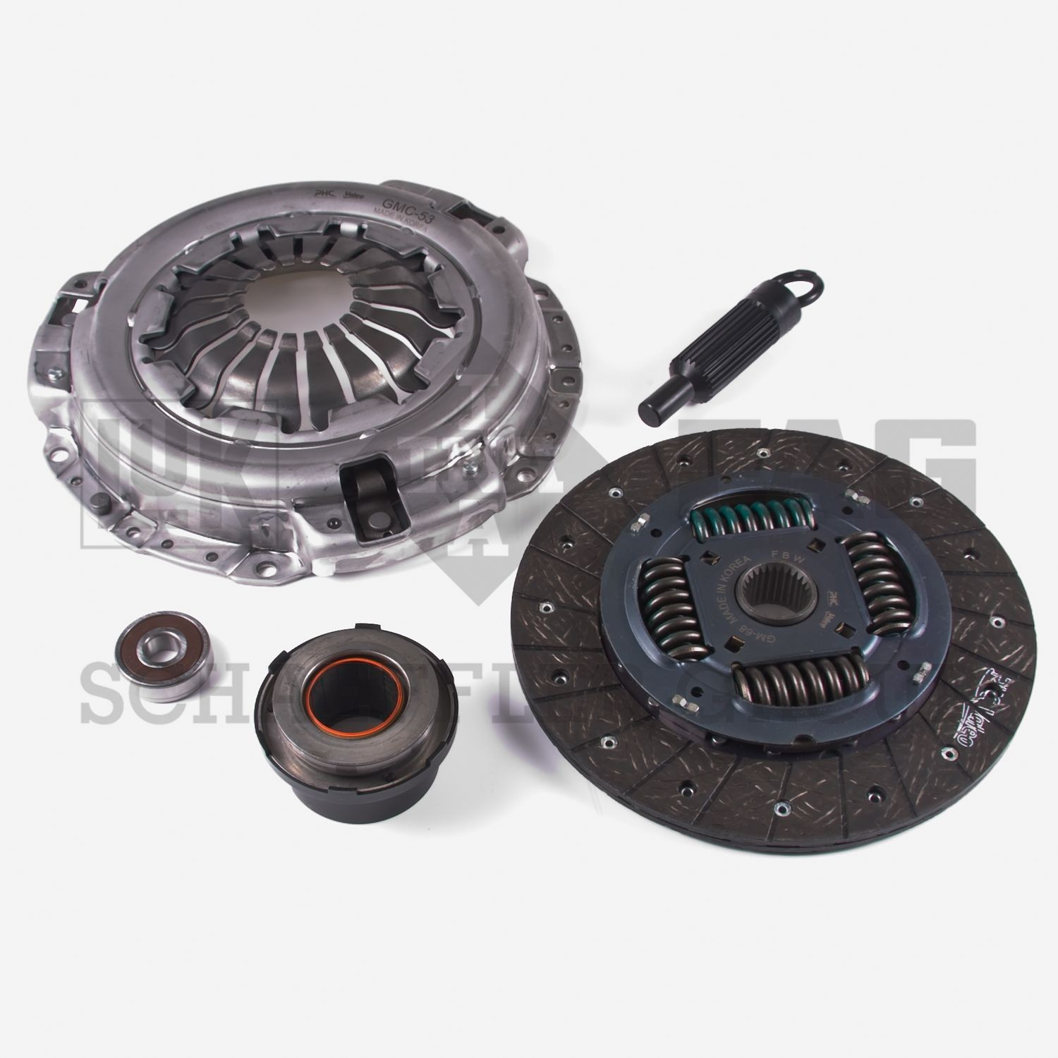 hight resolution of 2007 isuzu i 290 clutch kit lk 04 236