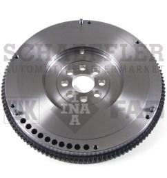 2007 scion tc clutch flywheel lk lfw245 [ 1500 x 1500 Pixel ]
