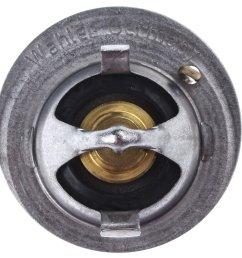 2005 mercedes benz c230 engine coolant thermostat m1 tx 106 90d [ 1500 x 1462 Pixel ]
