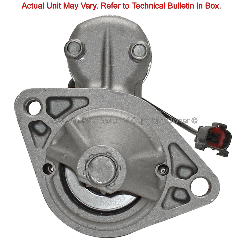 hight resolution of  1993 nissan sentra starter motor ma 12135