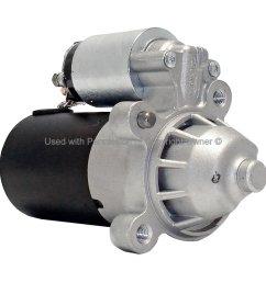 1998 ford windstar starter motor ma 12402n [ 1500 x 1500 Pixel ]