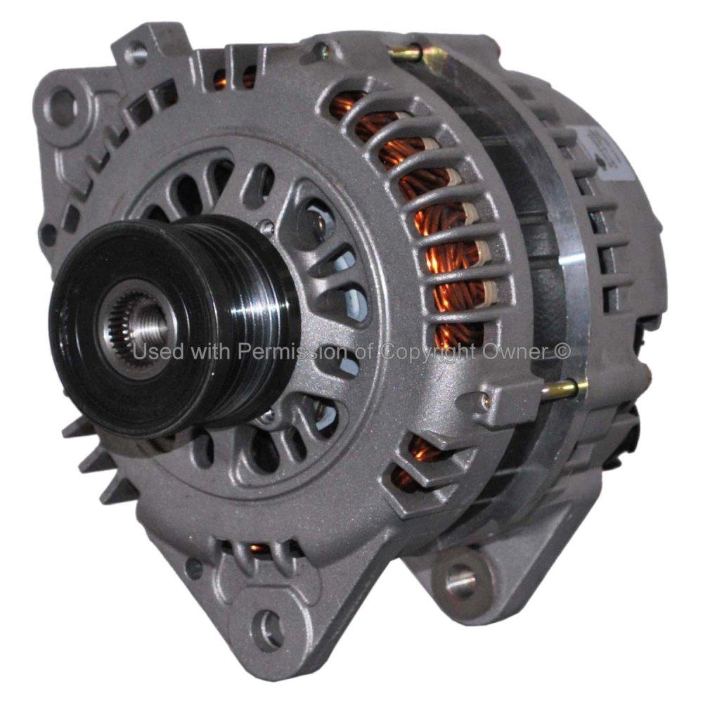medium resolution of 2010 nissan frontier alternator ma 15458n