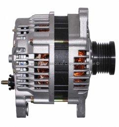 2010 nissan frontier alternator ma 15458n [ 1500 x 1500 Pixel ]
