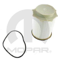 2013 ram 2500 fuel filter mr 68157291aa [ 1024 x 768 Pixel ]