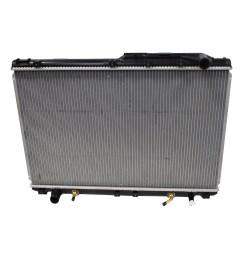 1996 lexus es300 radiator np 221 3109 [ 1500 x 1500 Pixel ]