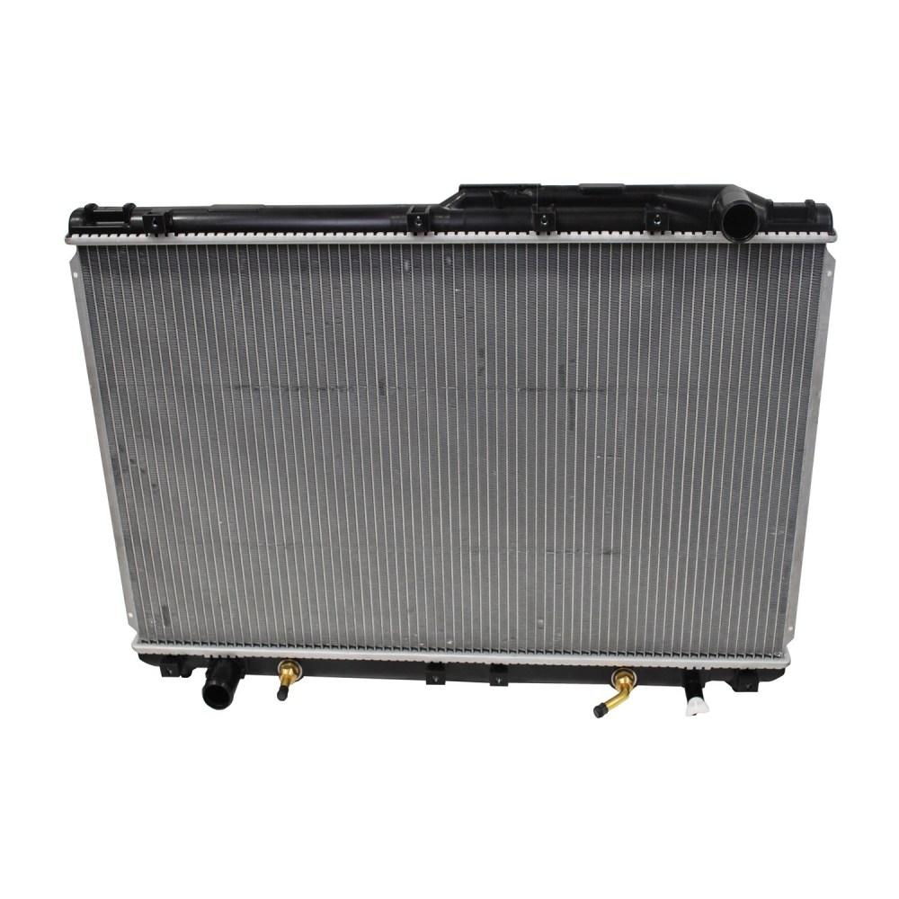 medium resolution of 1996 lexus es300 radiator np 221 3109