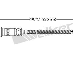 2009 lexus sc430 oxygen sensor o2 250 24169 [ 1280 x 853 Pixel ]