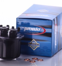 1991 honda prelude fuel filter pg pf4637 [ 1152 x 768 Pixel ]