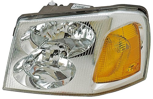 small resolution of 2006 gmc envoy headlight assembly rb 1590144