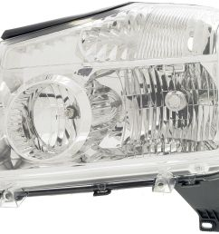 2004 nissan pathfinder armada headlight assembly rb 1591108 [ 1500 x 1125 Pixel ]