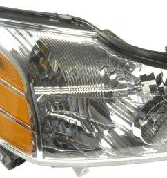 2004 nissan pathfinder armada headlight assembly rb 1591109 [ 1500 x 1047 Pixel ]
