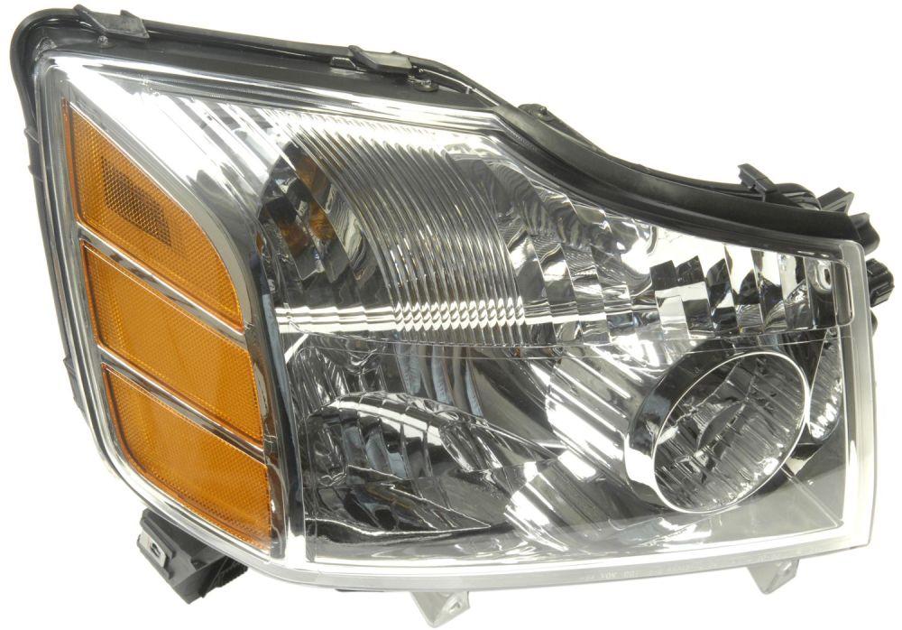 medium resolution of 2004 nissan pathfinder armada headlight assembly rb 1591109