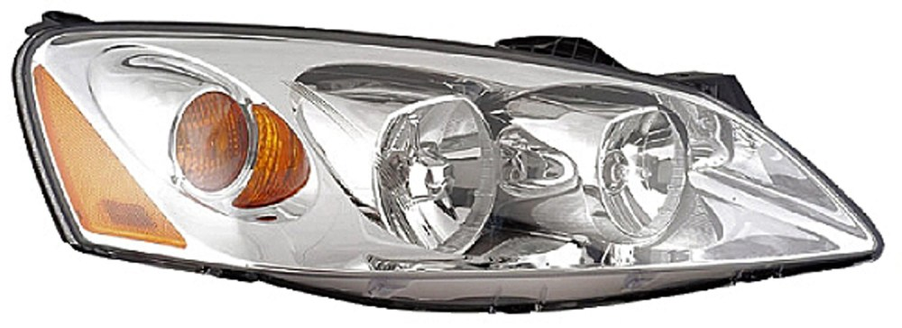 medium resolution of 2005 pontiac g6 headlight assembly rb 1591226