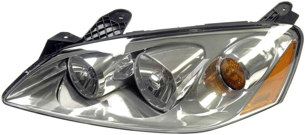 medium resolution of 2005 pontiac g6 headlight assembly rb 1591227
