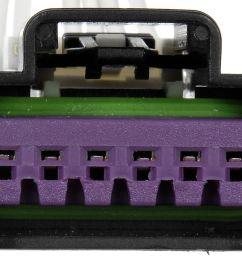 2005 gmc envoy xl body wiring harness connector rb 645 595 [ 1500 x 862 Pixel ]