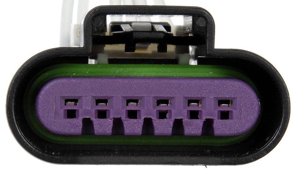 medium resolution of  2005 gmc envoy xl body wiring harness connector rb 645 595