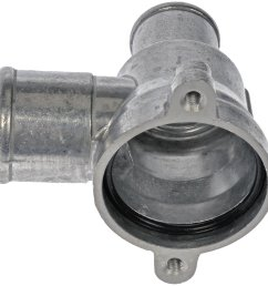 2000 ford contour engine coolant thermostat housing rb 902 1014  [ 1500 x 1486 Pixel ]