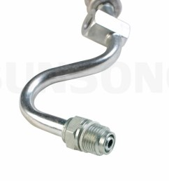 2002 ford taurus power steering pressure line hose assembly s5 3402207 [ 1500 x 991 Pixel ]